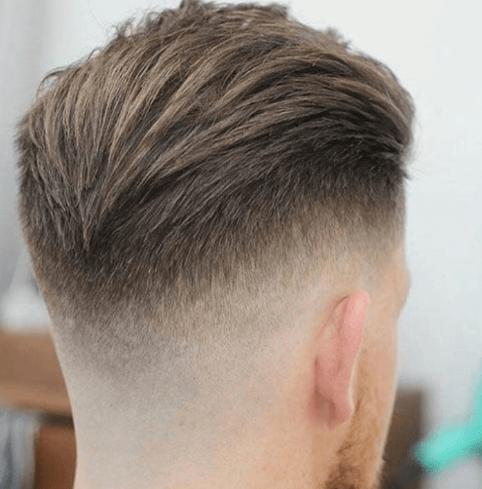 Slick and Winged Back