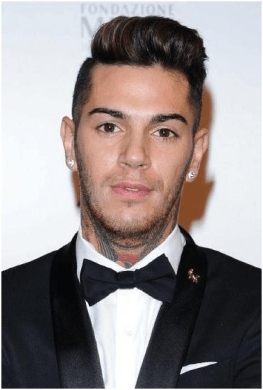 Short Wavy Hairstyle For Men Undercut Hairstyles