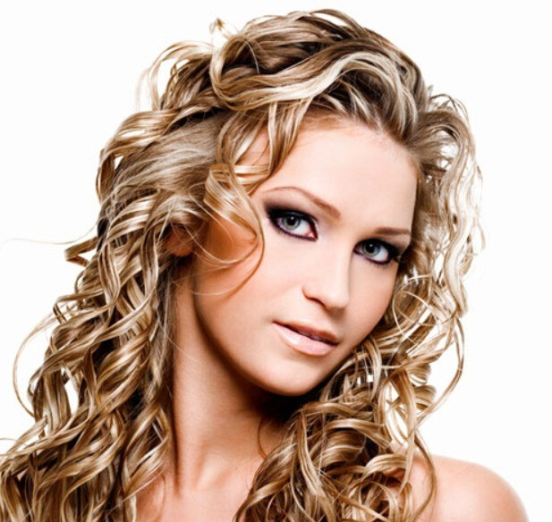 Thick Luscious Curls Hairstyle