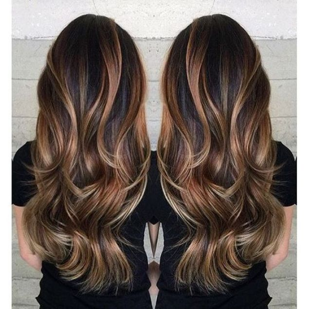 60 great brown hair with blonde highlights ideas