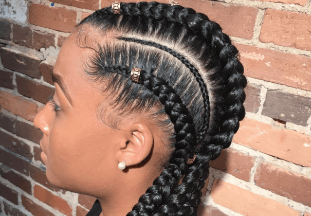 35 Best Braided Hairstyles For Black Women Or Girls