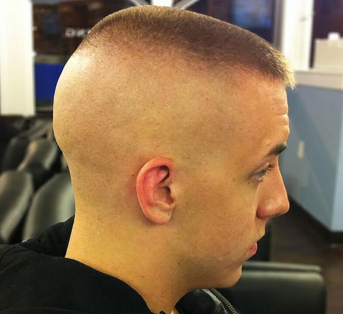 Well Blended High and Tight