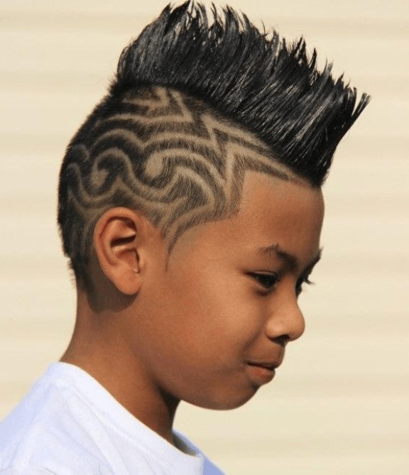 30 Awesome Haircuts For Little Boys