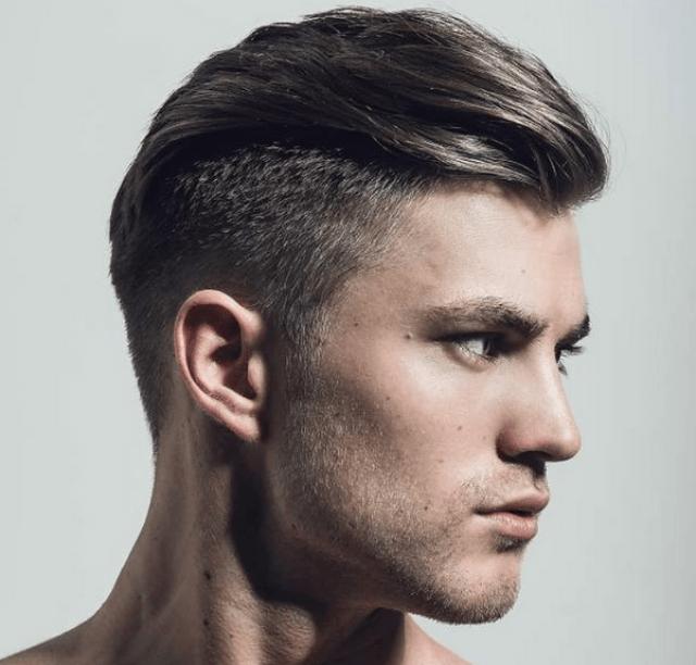 Basic Disconnected Undercut For men