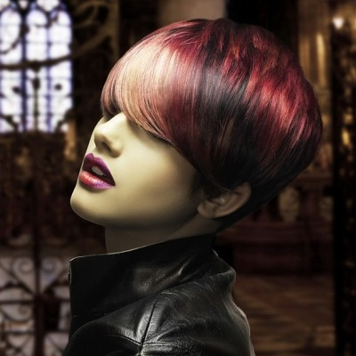 Awesome Colored Pixie