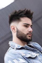 cool mohawk fade haircuts