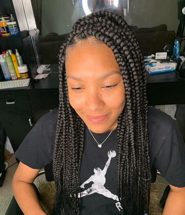 50 Brilliant Senegalese Twist Styles You Should Try