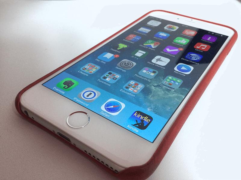 iPhone-保護フィルムの必要性