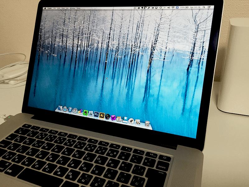 Retina Macのメリットとデメリット-1