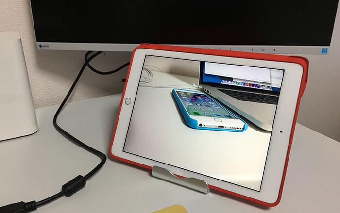 Anker-マルチアングルスタンド-iPad