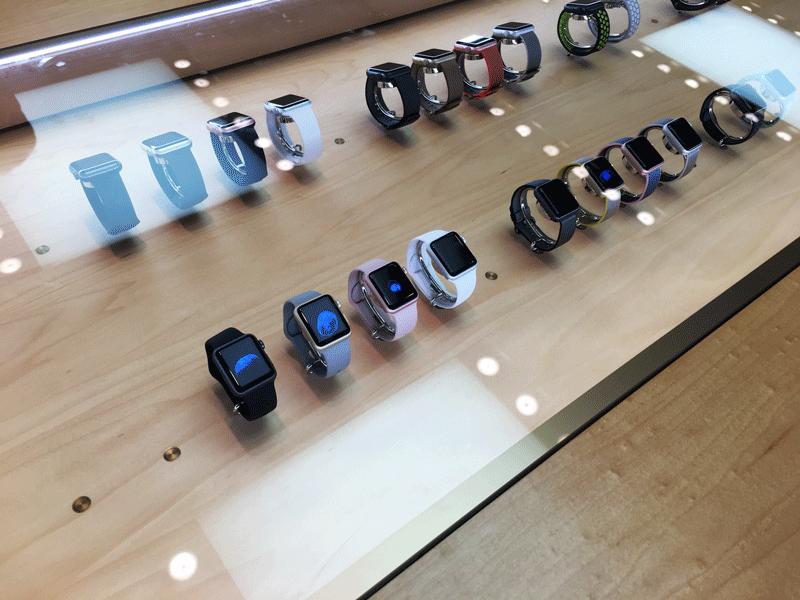 Apple Watch impression 1