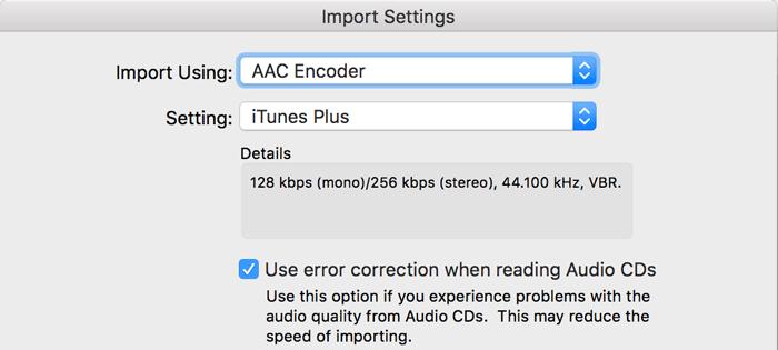 ITunesの拡張子AAC AIFF Apple Lossless MP3 WAVについて 3