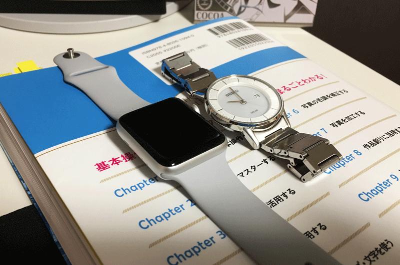 レビュー 1ヶ月使ったApple Watch Series 3 GPSモデル 比較