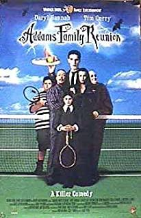La Famille Addams Les Retrouvailles : famille, addams, retrouvailles, Addams, Family, Reunion, (1998), Soundtrack
