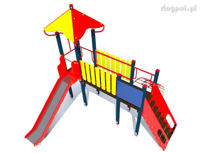 Plac zabaw dla dzieci Sasanka