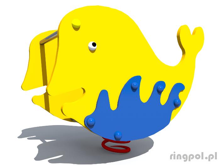 B1 bujak sprężynowy Wieloryby