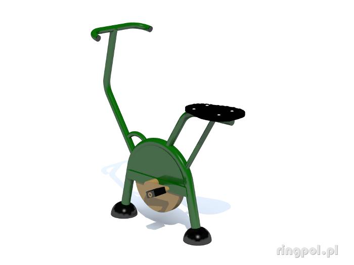 Siłownia zewnętrzna - Rowerek