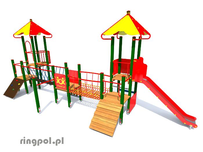 plac zabaw Podbiał z015