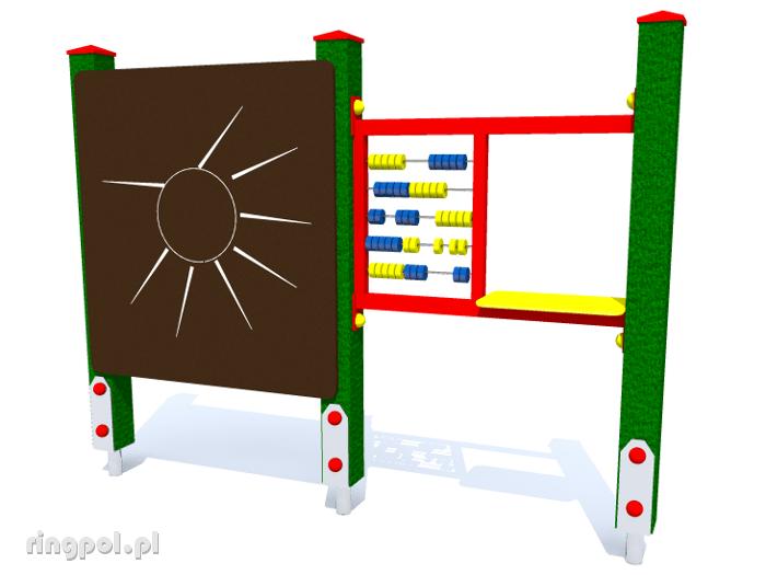 Ścianka edukacyjna STE-08