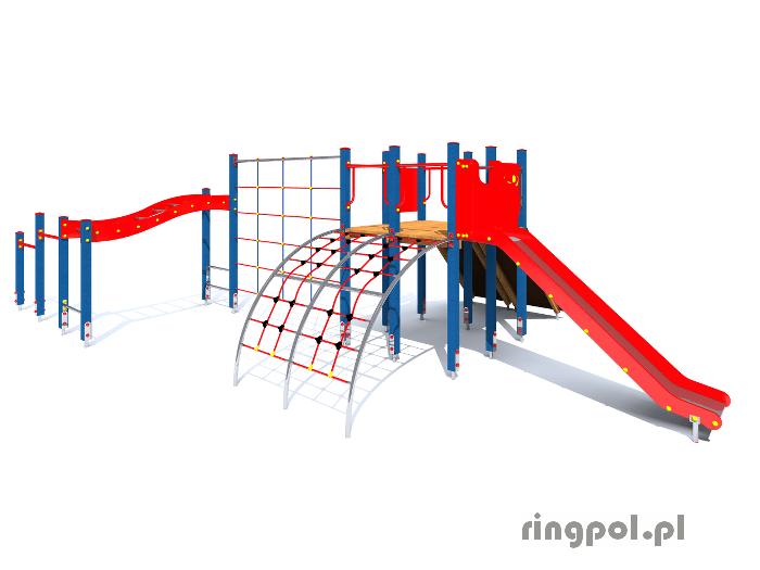 Plac zabaw Rumianek z011