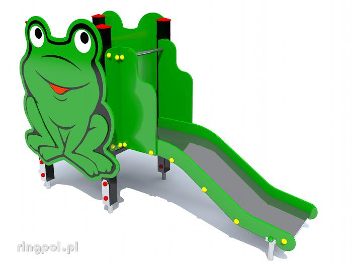 Plac zabaw Żaba