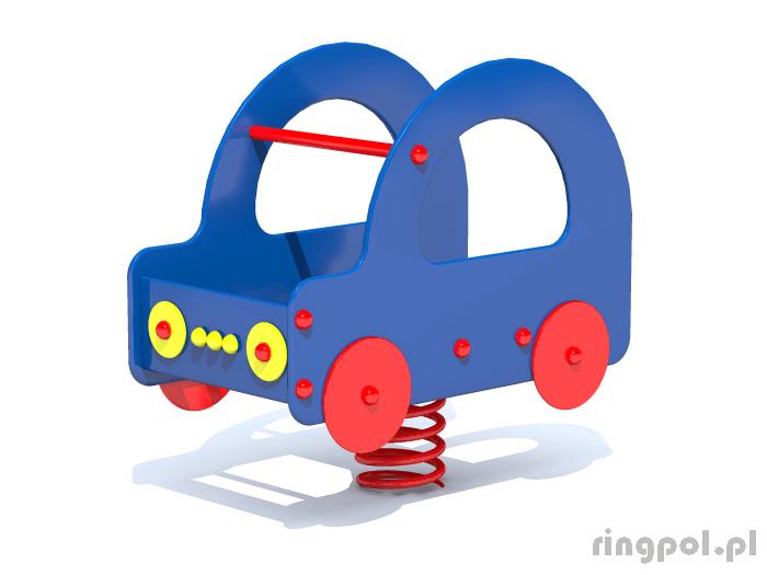 bujak sprężynowiec Samochodzik B17