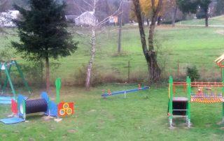 Plac zabaw przy Szkole w Nowosiółkach