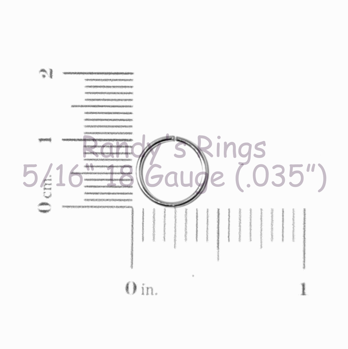 Randy S Rings Gt 3 8 16 Gauge Jump Ring Coils