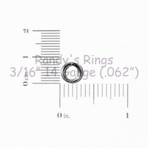 Randy's Rings > 3/16