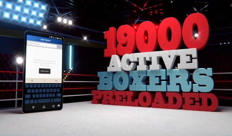 Global Boxing Scorer the new boxing app that helps fans easily track and score fights round by round