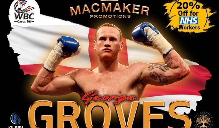 An Evening with Saint George Groves