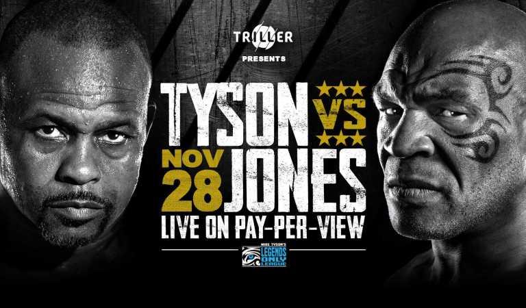 Watch Mike Tyson V Roy Jones Jnr 10 Part Trilla Docuseries #frontlinebattle