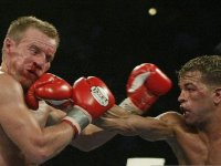 Arturo Gatti Vs. Micky Ward One: Looking Back At The Drama, Blood, Sweat & Tears There Were Broken Bones At Fight Of The Year 2002.