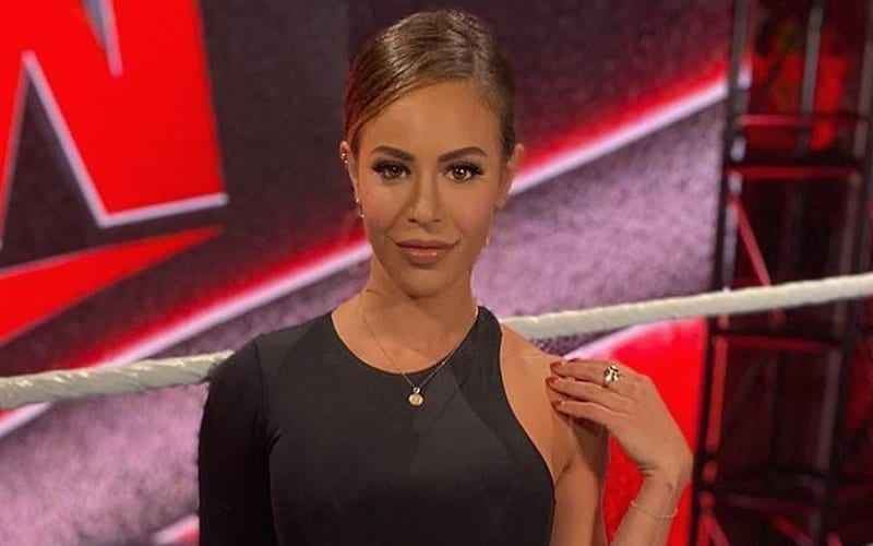 Charly Caruso Might Leave WWE After Being Replaced