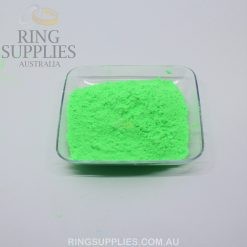 Neon Green Glow In The Dark Pigment