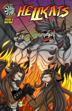 Hellkats Issue #4