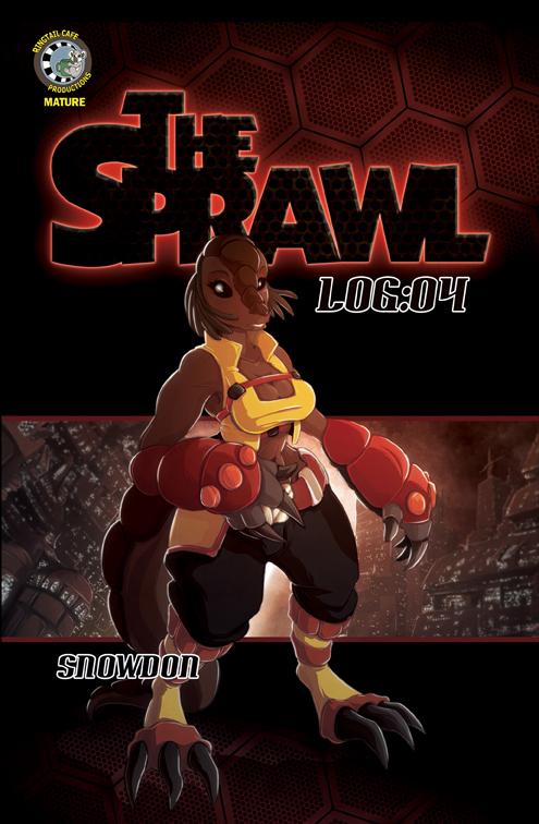 Sprawl 4 cover