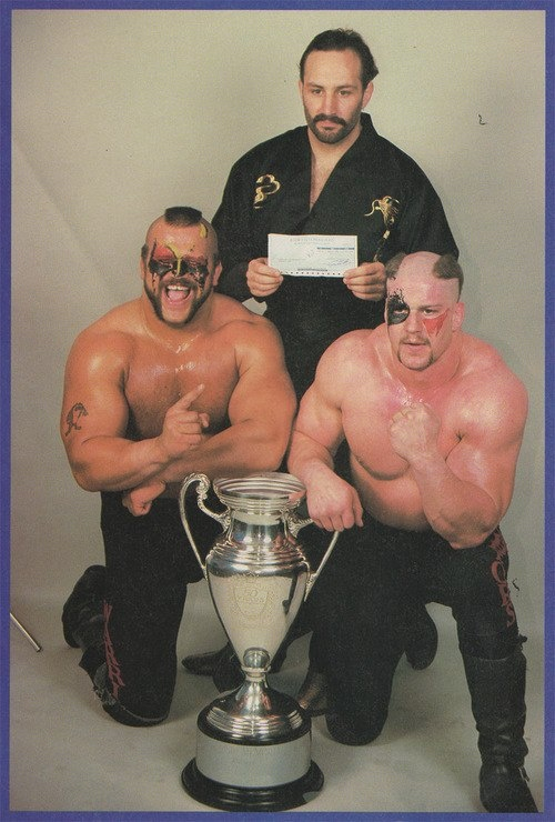 Great Ideas That Didnt Last The Crockett Cup  Ring the
