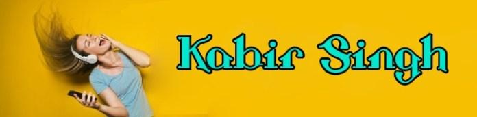 Kabir Singh Ringtone