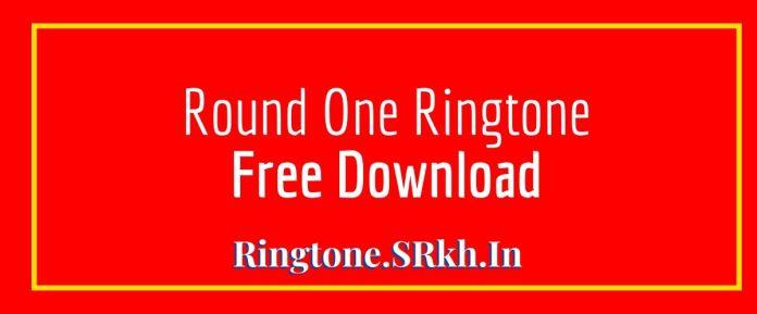ROUND ONE RINGTONE