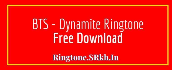 BTS - Dynamite Ringtone