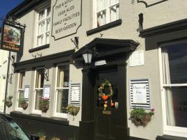 Ringwood's best Pub- recommended by the Good pub, AA Good Pub and Good Beer Guide 2017