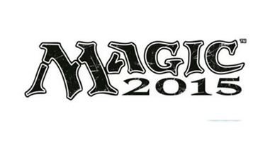 Magic the Gathering 2015 Logo