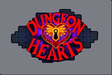 Dungeon Hearts Logo