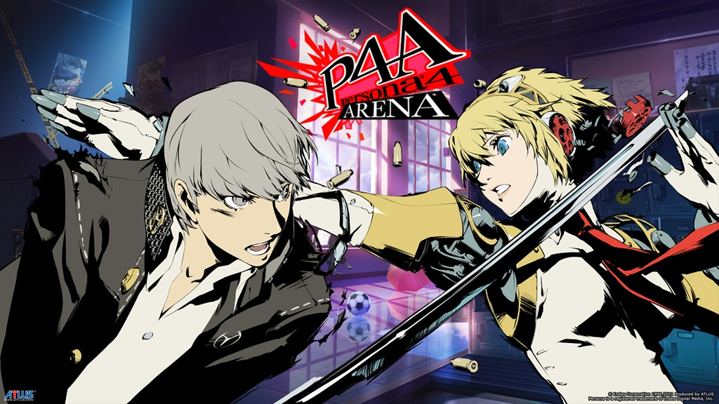 Persona 4 Arena Review–A Second View - The Backlog