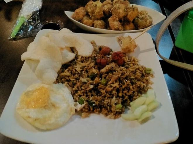 nasi goreng tea house