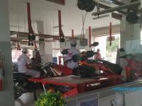 lokasi pusat dealer motor honda di bandar lampung