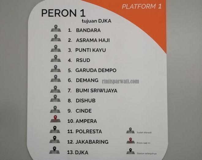daftar nama stasiun lrt palembang terbaru