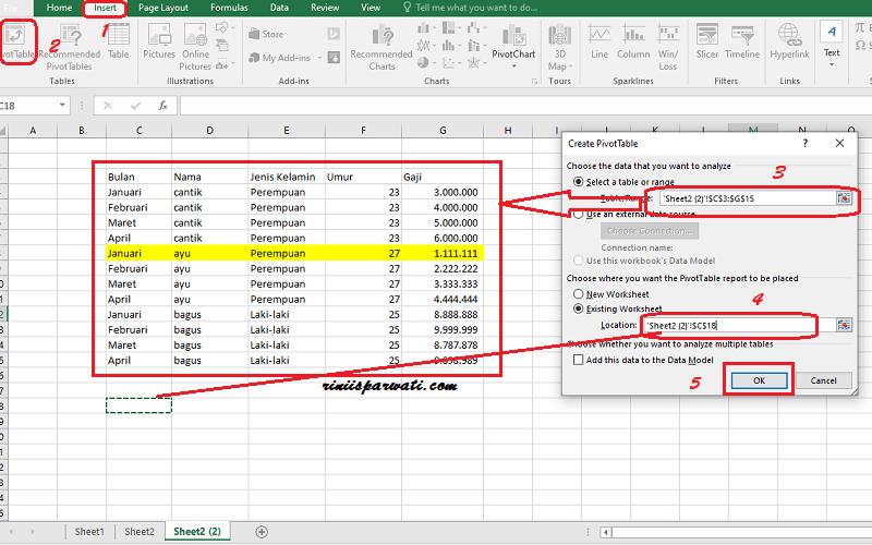 Cara Mengelompokkan Data di Excel Grouping Otomatis