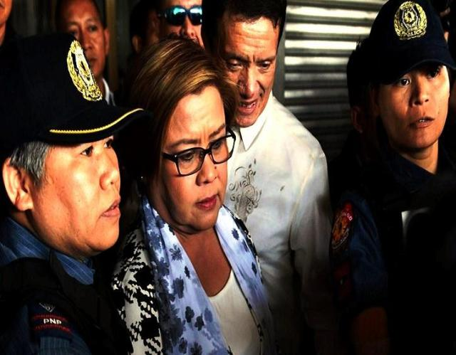 Duterte Critic Taken into Custody